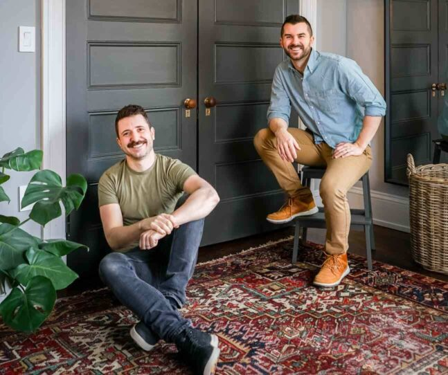 A Chat with Renovation Husbands