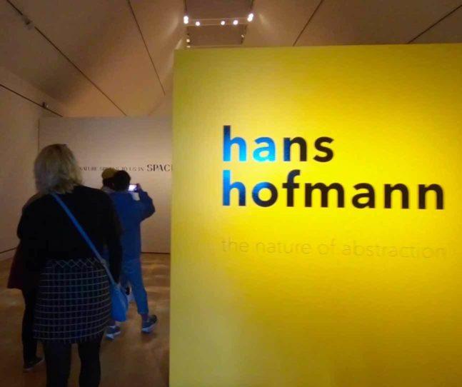 hans hofmann exhibition