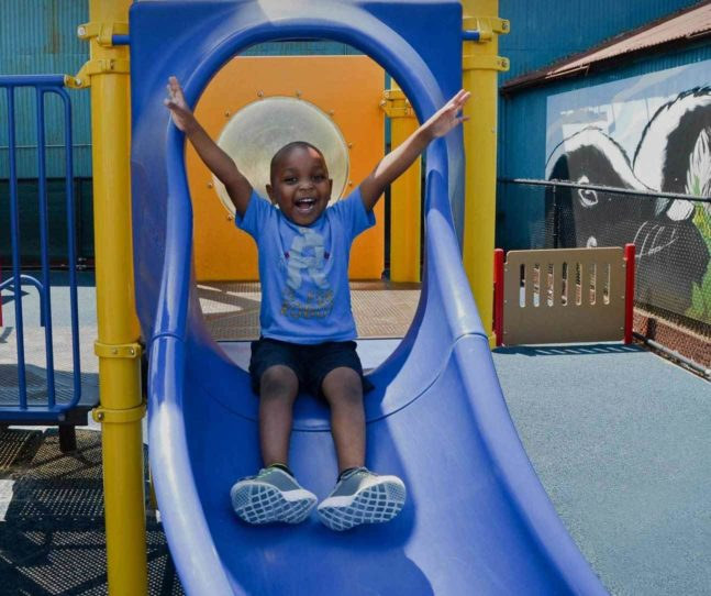 Partnership celebrates the value of play