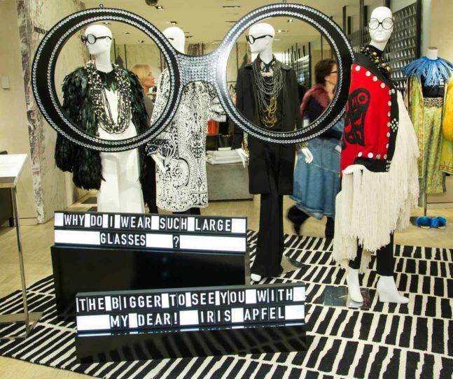 Fashion curator joins Iris at Bergdorf Goodman