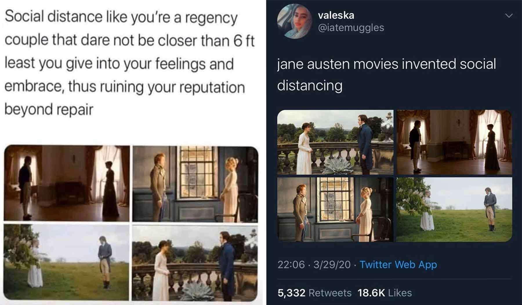 Images of Jane Austen memes