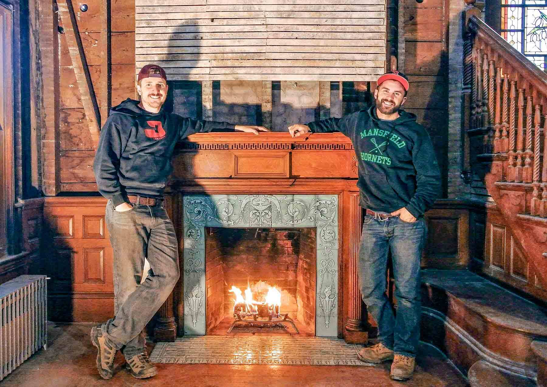 Historic House Talk with Renovation Husbands