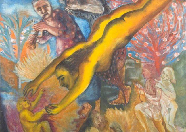 Exposing the Source: the Paintings of Nalini Malani