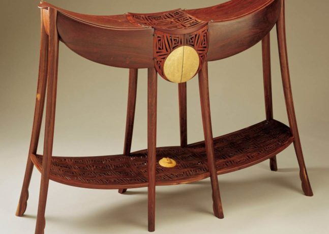 Inspired by China, Contemporary Furnituremakers Explore Chinese Traditions