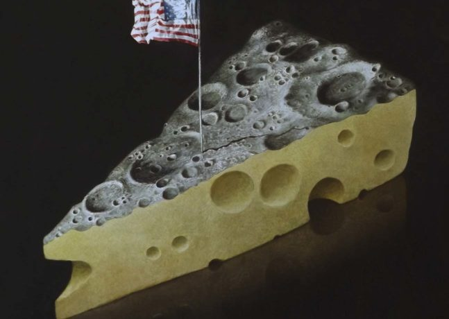 Lunar Attraction