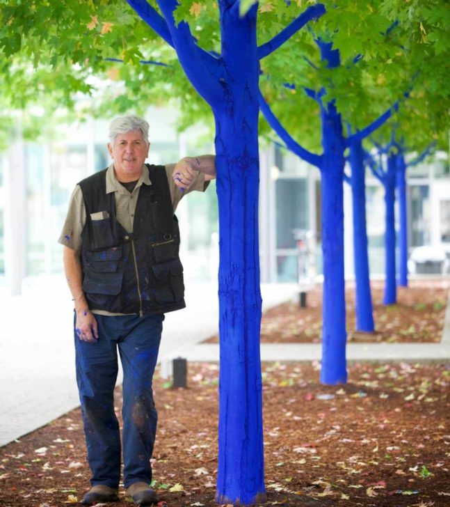 Konstantin Dimopoulos: The Blue Trees