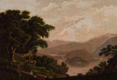 Isola San Giovanni by Sophia Hawthorne