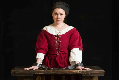 Cry Innocent: The People Vs. Bridget Bishop. Kim Indresano for History Alive