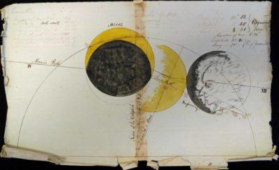 Attributed to Nathaniel Bowditch, MSS 399, Box 13, Folder 5, 1811.