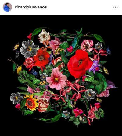Ricardo Luévanos, graphic artist based in Guadalajara, Mexico @ricardoluevanos.