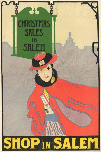 Shop in Salem poster