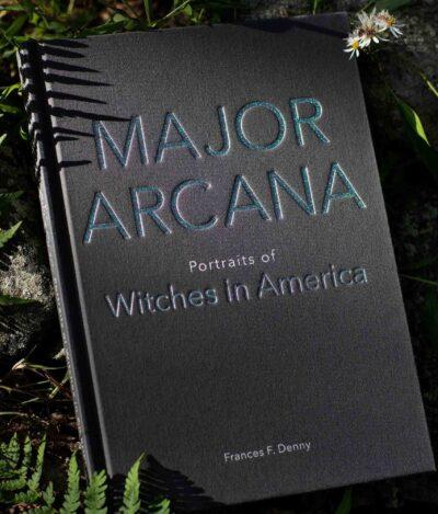Major Arcana book cover