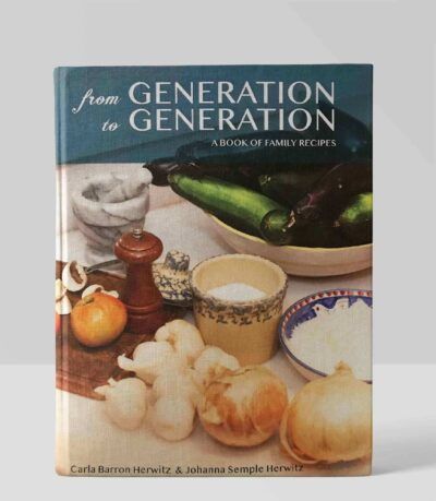 Generation-to-Generation Cookbook