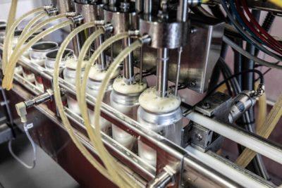 Bent Water brewing process