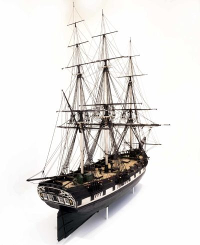 ship model of Friendship