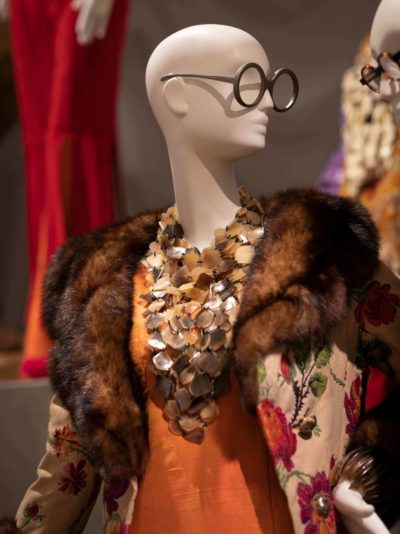 Iris Apfel ensemble