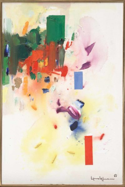 Hans Hofmann, The Castle