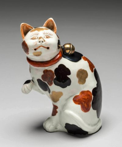 Artists in Arita, Japan, Incense holder, about 1690