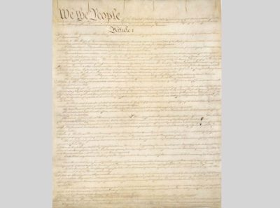Constitutional Convention, Constitution of the United States, General Records of the United States Government, 1778-2006, National Archives Catalog, National Archives