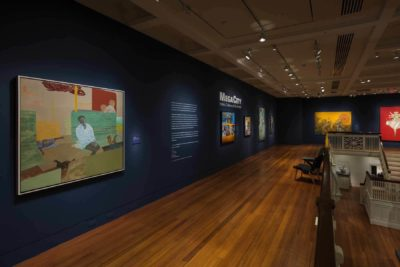 Mega City exhibition