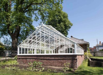 Ropes Mansion Greenhouse