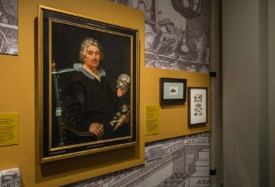Hendrick Goltzius (1558–1617). The Haarlem Shell Collector Jan Govertszen van der Aer, 1603.