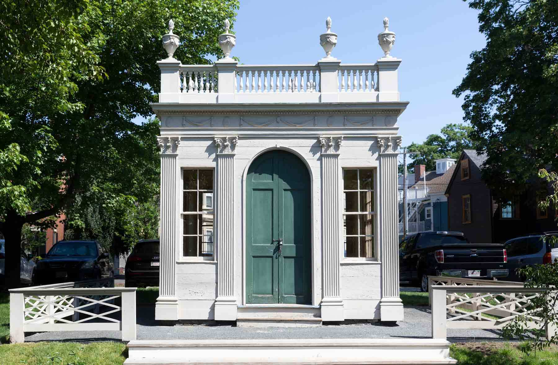 Derby-Beebe Summer House
