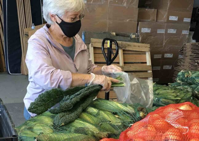 PEM partners with The Salem Pantry to launch Feeding Community