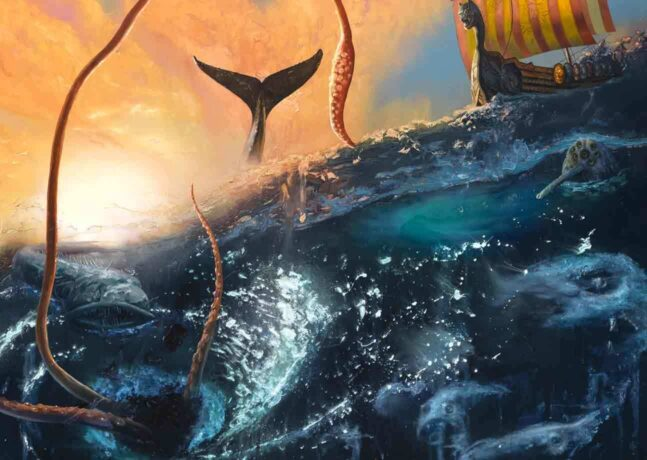 Large-scale ecological drama unfolds in PEM's new exhibition, Alexis Rockman: Shipwrecks