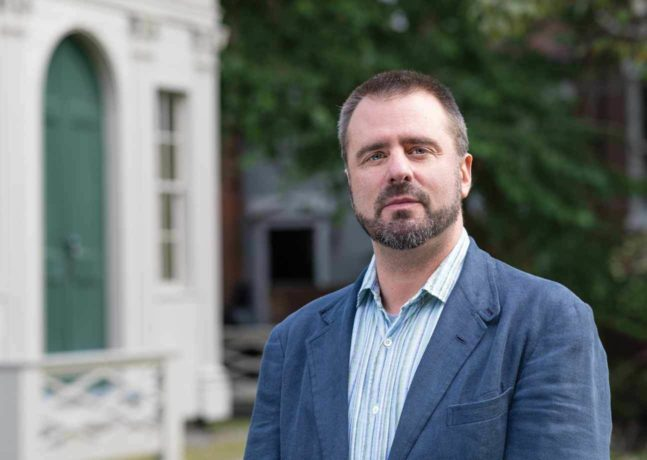 PEM taps Steven Mallory as Manager of Historic Structures and Landscapes
