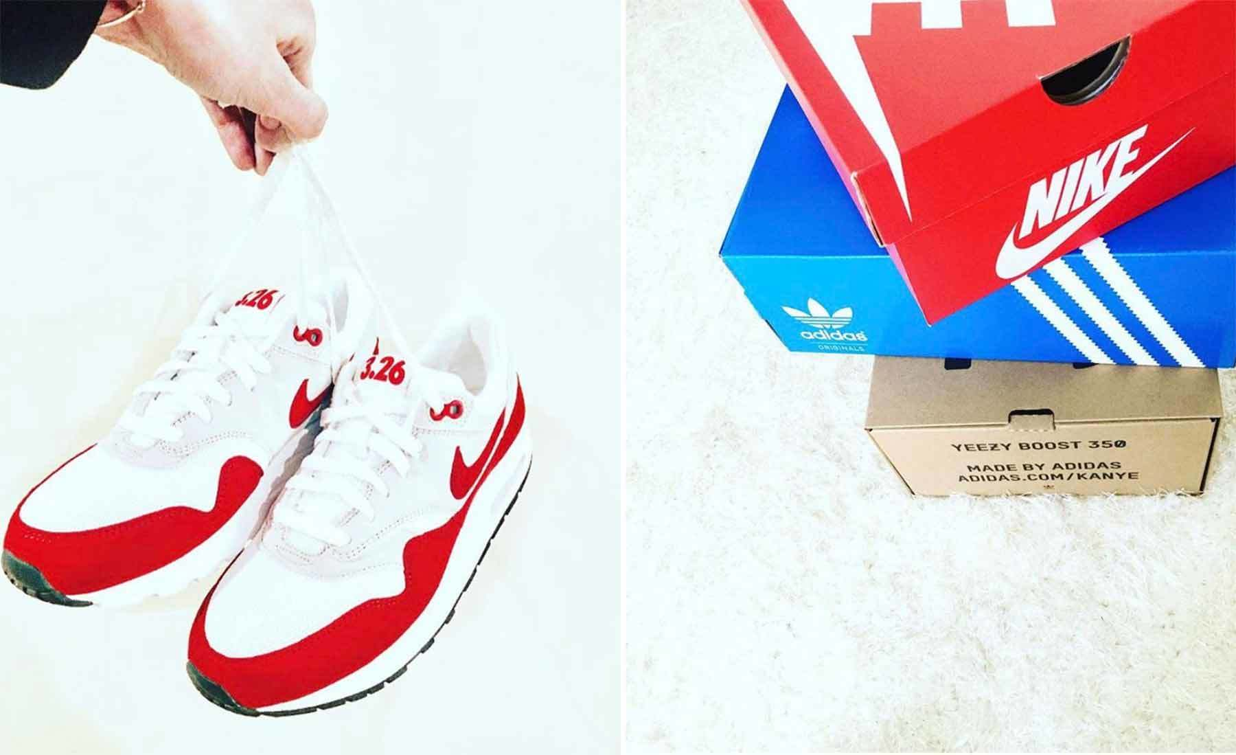 Limited Edition/Special Release Sneakers