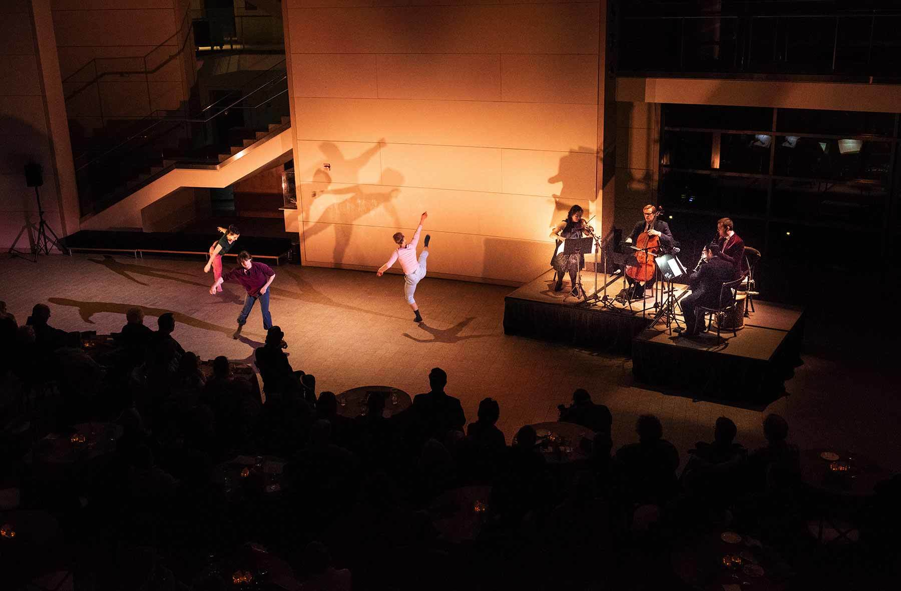 Soul House: Hub New Music performs with Urbanity Dance, 2018