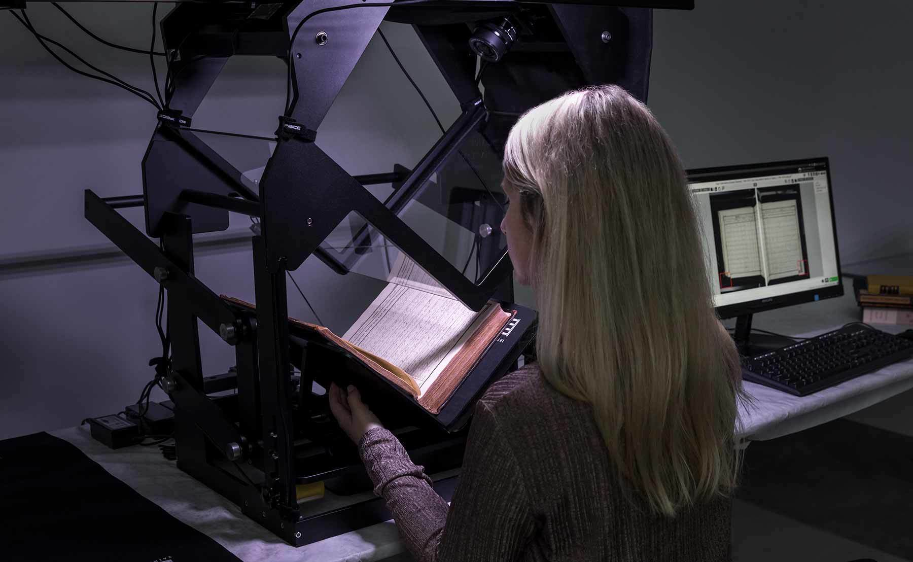digitizing its collections