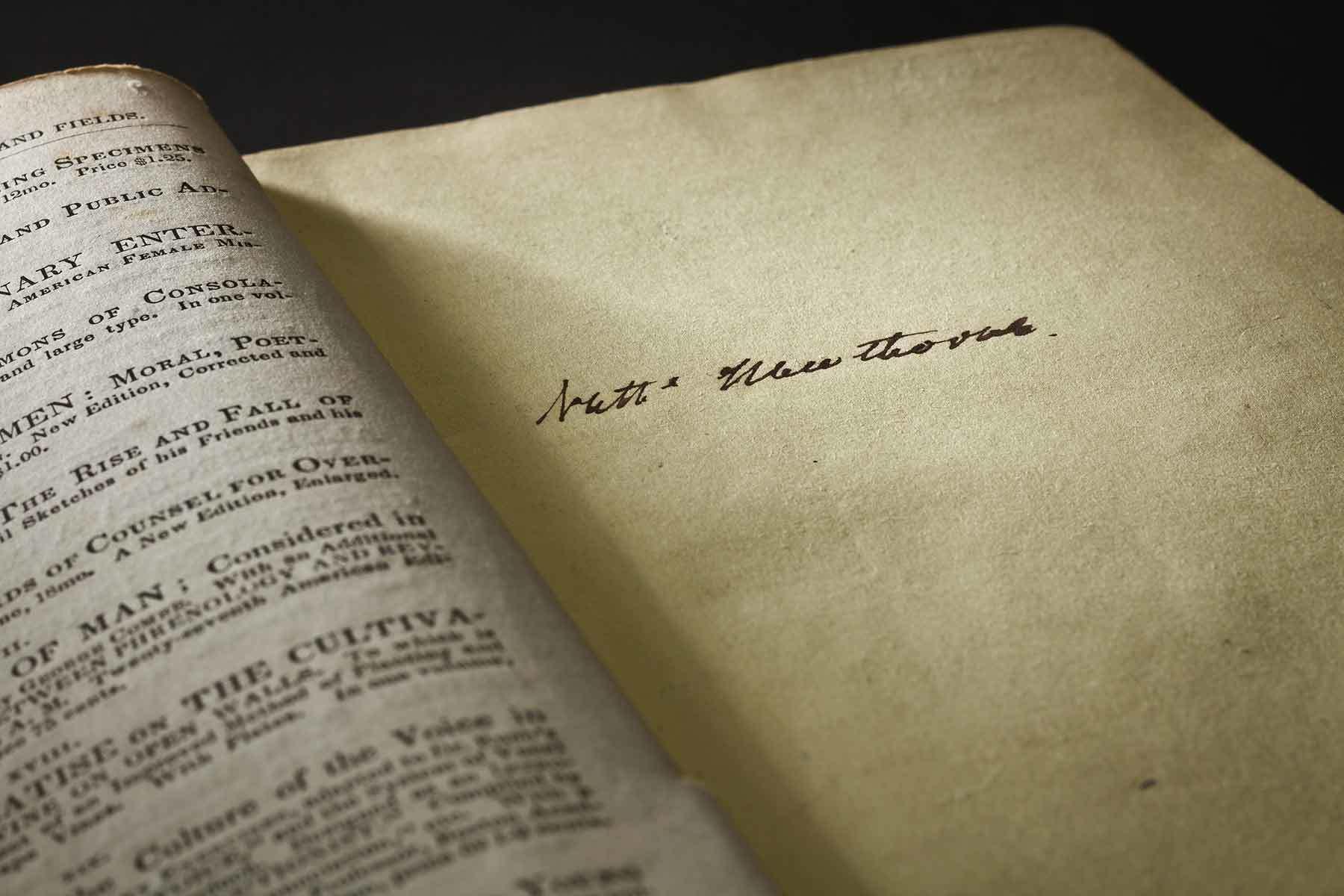 Nathaniel Hawthorne, The Scarlet Letter, ca. 1850
