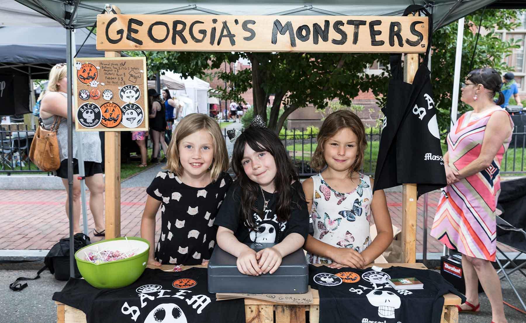 georgias monsters