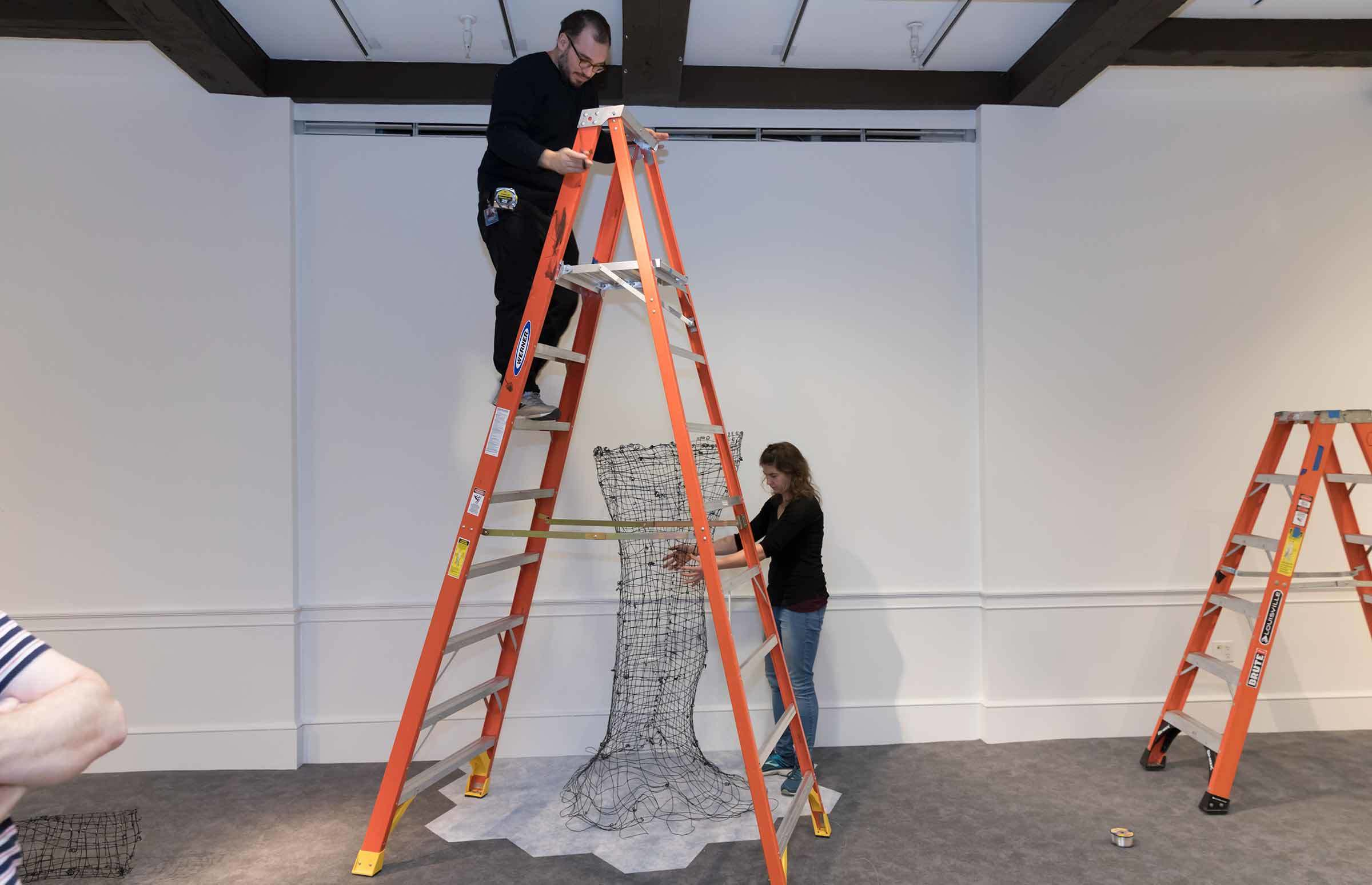 Shadow Tree Install in The Pod