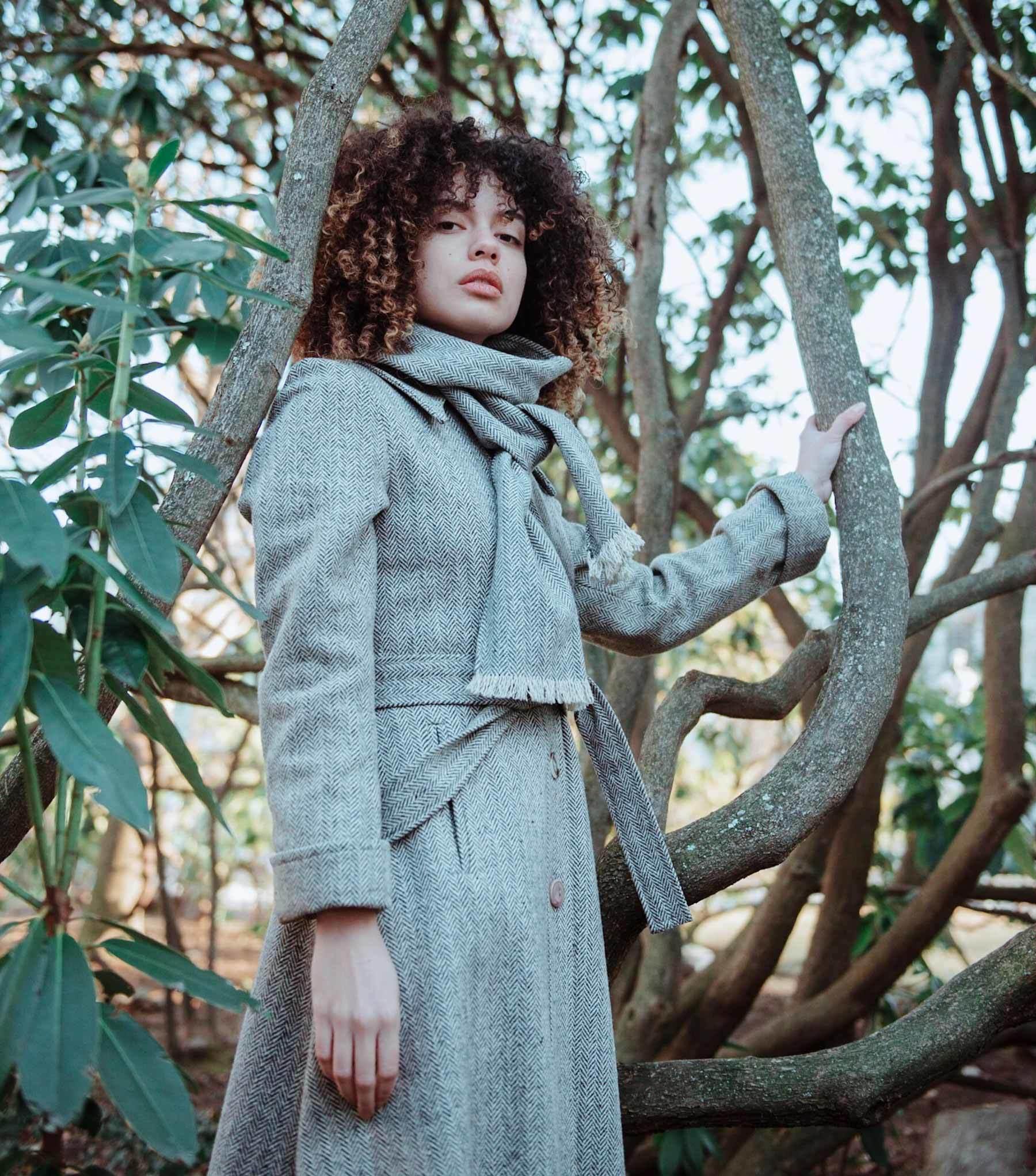 Liz styled a Mayflower Vintage photo shoot in Salem