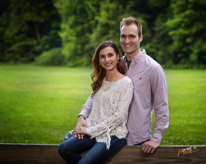 Seth and Lindsey's Engagement Pictures