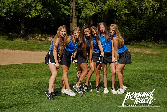 Harrison Girls Golf Fun - Fall 2019