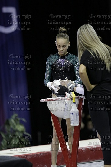 International Gymnix 2019 7 au 10 mars 2019