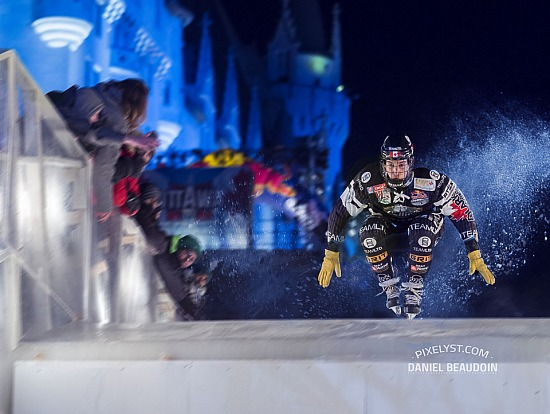 RedBull Crashed Ice world final 2017 Ottawa