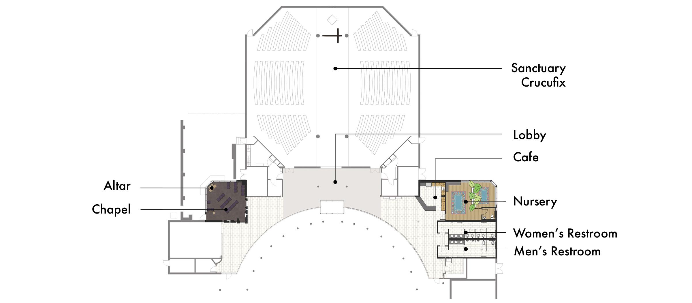 Olmc Floor Plan