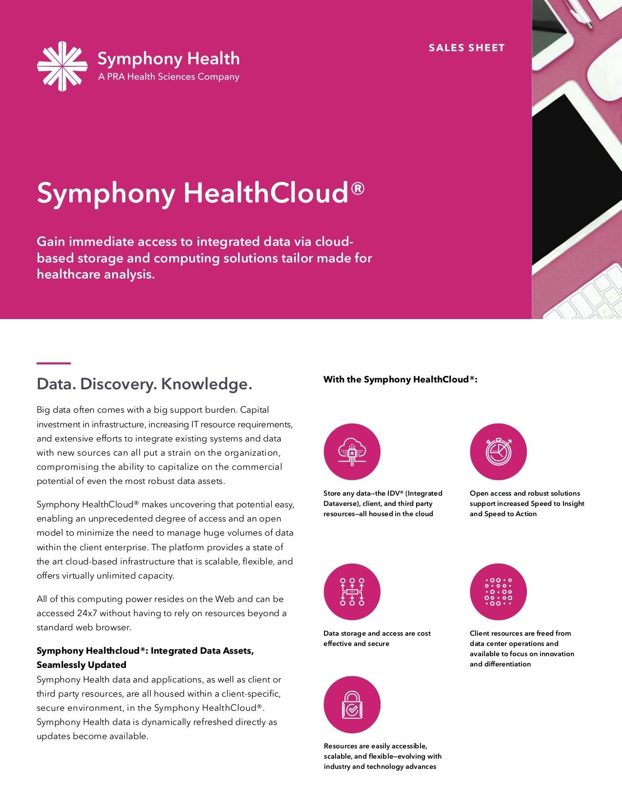 Symphony Healthcloud®