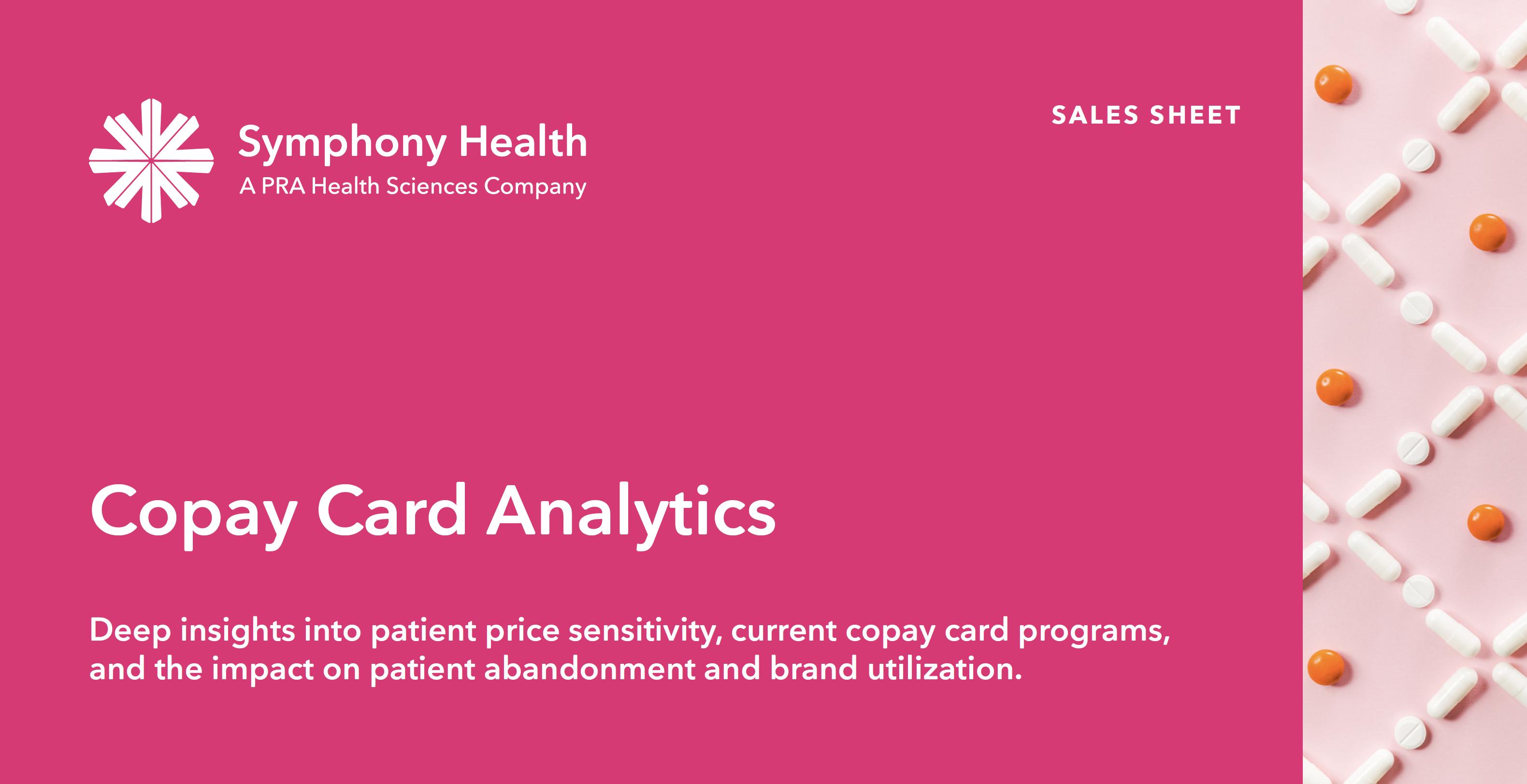 Copay Card Analytics