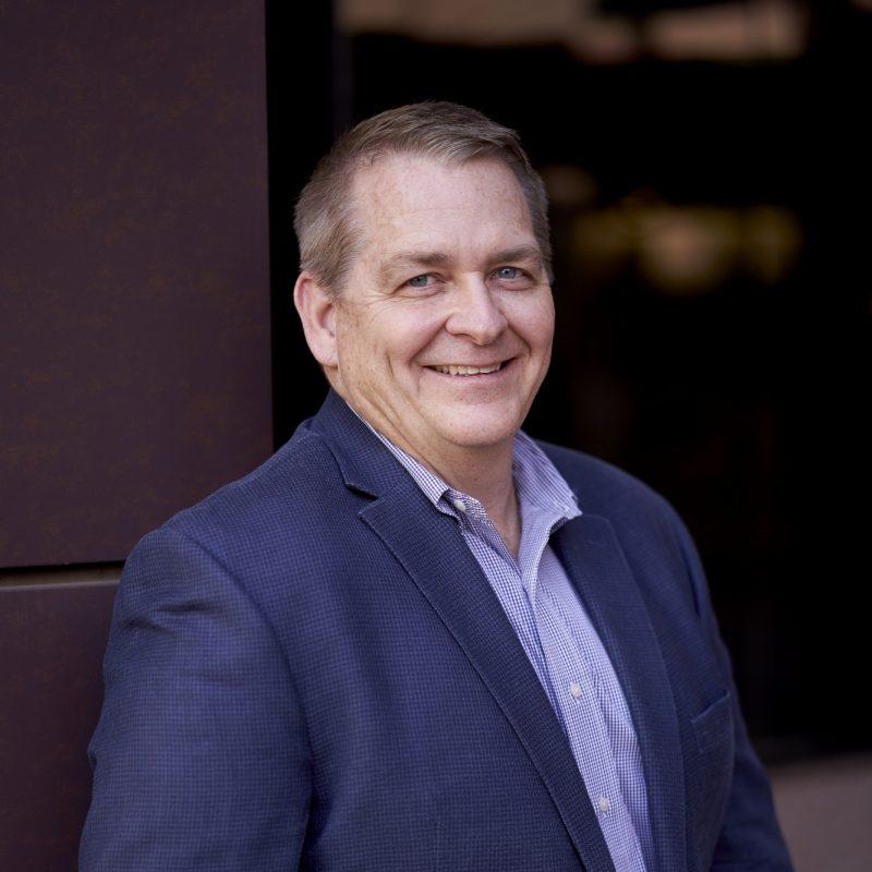 <p><strong>Ed Barnett, </strong>Vice President, Business Development – East Region</p>