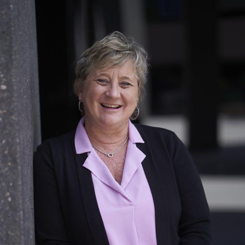 <p><strong><strong>Lynne Randall</strong></strong><strong><strong>, </strong></strong>Senior Vice President, Account Services</p>