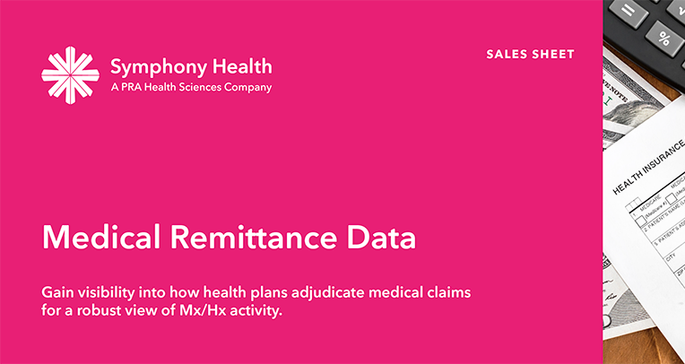 Medical Remittance Data