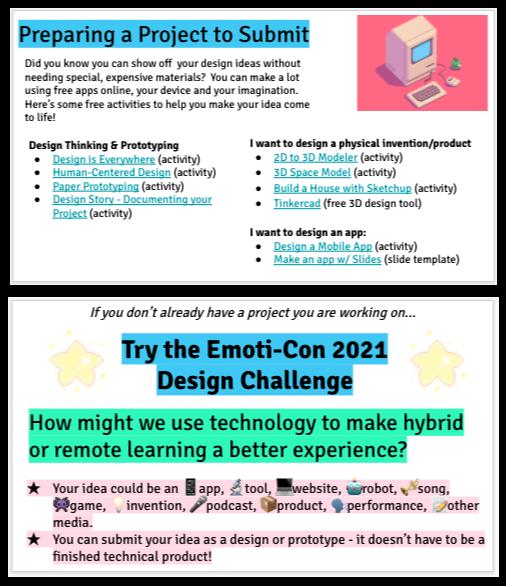 Emoticon 2021 slides