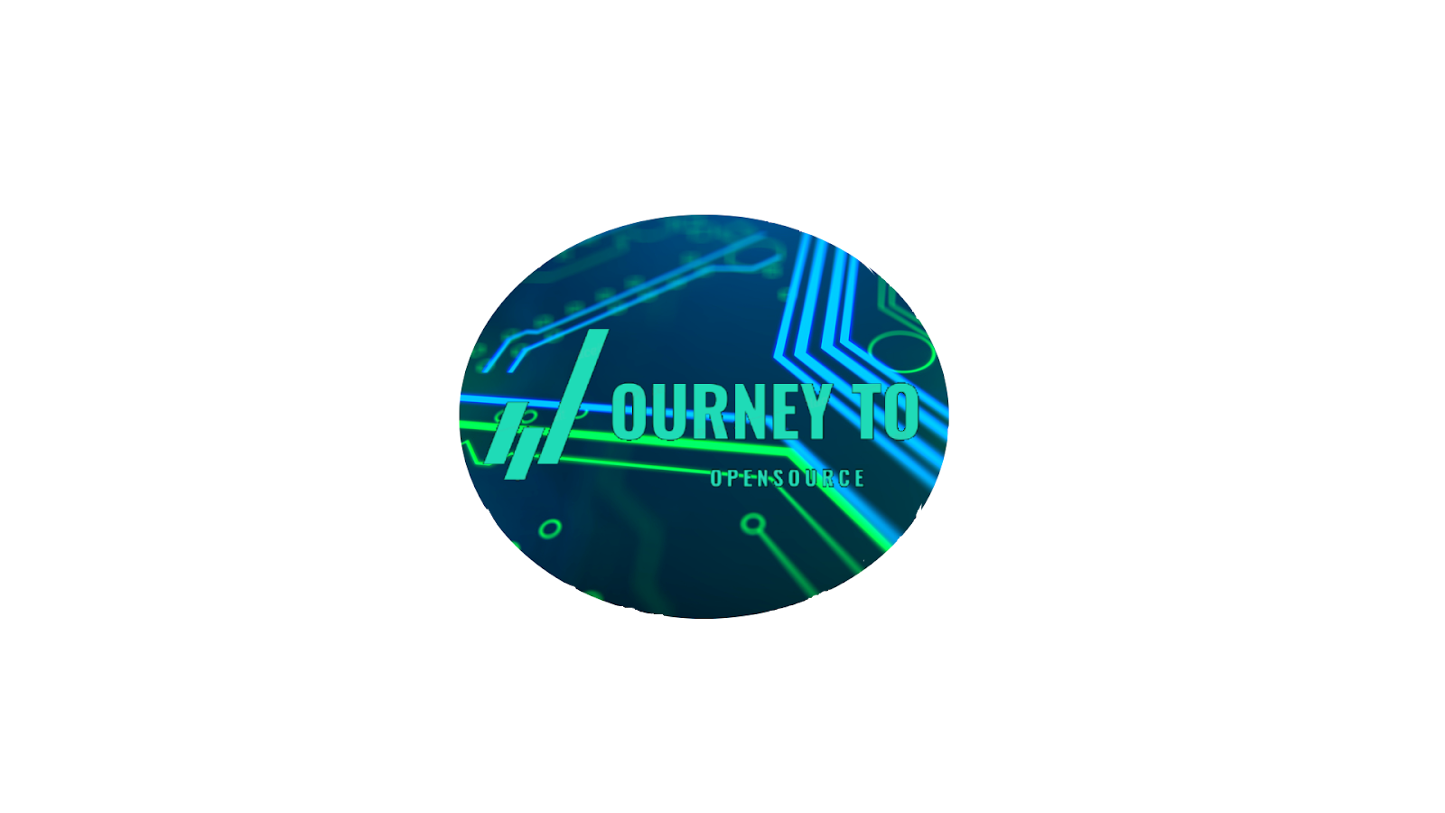 Journey to Open Source Logo