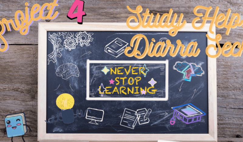 Study Help: Never Stop Learning